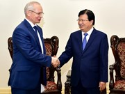 Deputy PM hails Vietnam - Bashkortostan ties