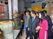Eighteen national treasures exhibited for first time