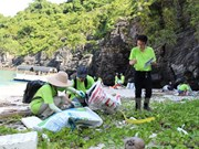Clean-up campaign launched for green Ha Long Bay