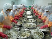 Vietnam's shrimp exports to EU increase 7.5 percent