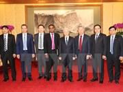 AIIB eyes infrastructure development in Vietnam