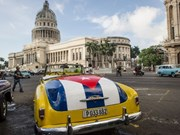 Vietnamese community in Cuba celebrate Tet 2017