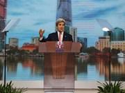 US Secretary of State appreciates ties with Vietnam