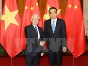 Chinese Premier wants to develop relations with Vietnam