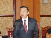 Vietnam, China to foster security cooperation