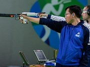 Hoang Xuan Vinh to participate in ISSF World Cup