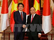 Vietnamese, Japanese PMs agree to elevate ties during talks