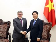 Vietnam, France enhance transport infrastructure cooperation