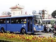 HCM City improves bus services