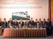 French constructors join in Hanoi urban metro project