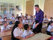 Khanh Hoa: Foreign teachers to teach English in primary schools