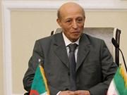 Algeria's lower house speaker hopes for stronger ties with Vietnam