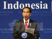 Indonesia turns to China for keeping economic growth