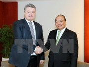 Vietnamese PM highlights impacts of Industry 4.0 in Davos