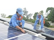 Thai investor to develop solar power project in Quang Ngai