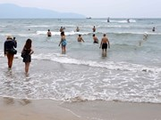 Foreign visitors to Da Nang rise in Lunar New Year