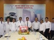 Good care should be given to patients during Tet: Party official