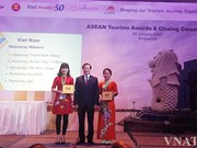 Vietnamese community based-tourism honoured at ASEAN tourism forum