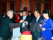PM hosts New Year banquet for diplomatic corps