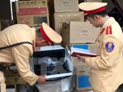 370,000 cases of traffic violations discovered