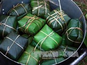 """""""Banh Chung"""" - The soul of Vietnamese New Year"""