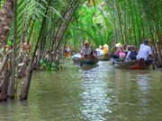 A tour of Thoi Son isle in Mekong Delta province of Tien Giang