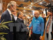 Vietnamese tourism introduced at Belgian tourism fair