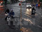 2018 deadline set for HCM City flood-control project