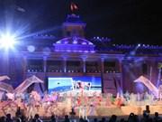 Khanh Hoa starts sea festival logo contest