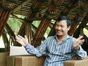 Architect Vo Trong Nghia wins British Royal award
