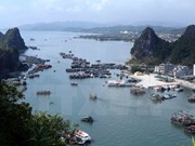 Missing foreign tourist found drowned in Ha Long Bay
