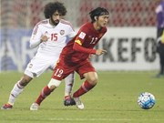 Vietnam to host 2018 AFC U23 qualification
