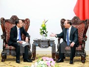 PM hails JETRO coordination in calling for Japanese investment