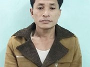 Thanh Hoa arrests alleged smuggler