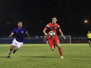 Home United of Singapore to play Quang Ninh Coal at AFC Cup