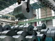 Steel, iron import value rises 30 percent