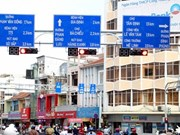 HCM City to have road signs in English