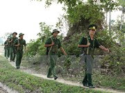 More markers built along Dak Nong-Mundulkiri border