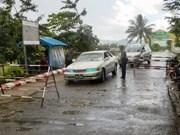 Myanmar loosens curfew in western state