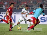 Vietnam maintains 136th place in FIFA ranking