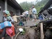 Indonesia: 12 people killed in landslides