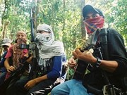 Philippines affirms connection between IS, local Islamic militants