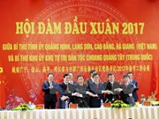 Vietnamese border provinces, Chinese region boost cooperation