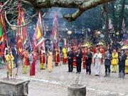 Con Son-Kiep Bac Spring Festival opens in Hai Duong