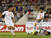 Vietnam's football set out ambitious goals