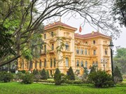 Hanoi's Presidential Palace among world's best palaces