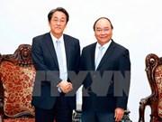 Prime Minister receives Japanese Ambassador to Vietnam