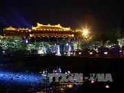 Hue ancient citadel to receive tourists at night