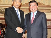 HCM City hopes for stronger ties with Japan's Gunma Prefecture