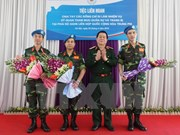 Vietnam shows good performance in UN peacekeeping operations